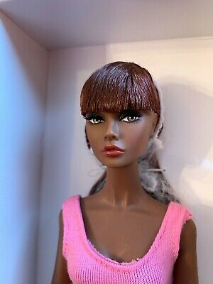 Poppy Parker Far Out + Styled Wild Style Lab Fw19 Conv  Nrfb Doll And Outfit