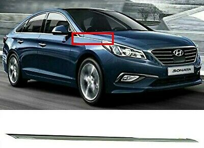 Genuine 87771C1000 Front Left Fender Molding For 2015 Hyundai Sonata LF⭐⭐⭐⭐⭐