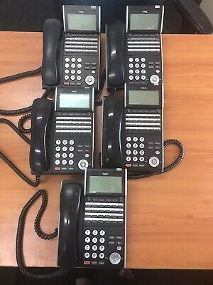 NEC Univerge SV8100 Phone system With 5 Handsets