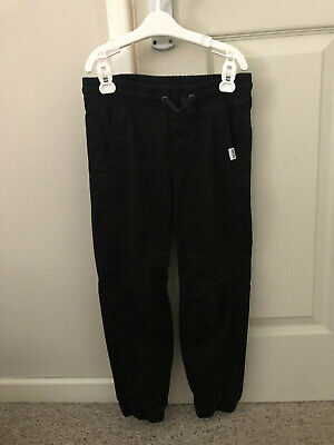 2 X Pull On Trousers From H & M Age 6-7 Years
