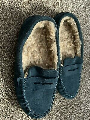 Kids Boys Marks& Spencer Slipper Size UK 11