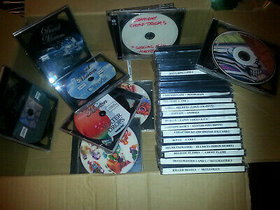AIRBRUSH DVD'S 62 in total (private collection)