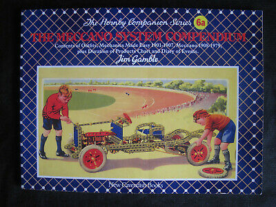 The Meccano System Compendium by Jim Gamble. New Cavendish Books 1988.