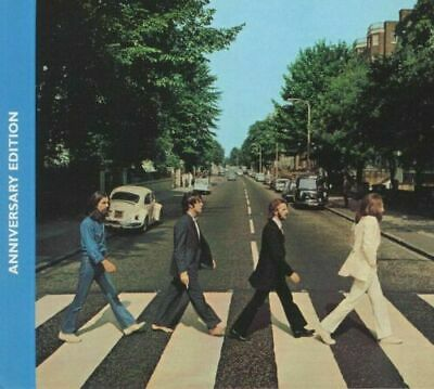 NEW ; THE BEATLES - ABBEY ROAD - 50th ANNIVERSARY CD. INCLUDES FANTASTIC BOOKLET