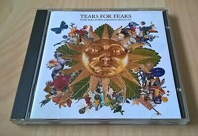 TEARS FOR FEARS - TEARS ROLL DOWN (GREATEST HITS 82-92) - CD (EX. cond.)