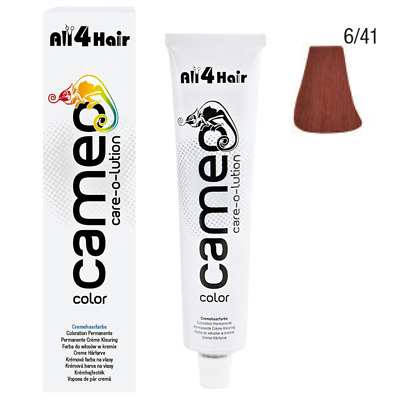 Cameo Color - Haarfarbe 6/41 dunkelblond rot-irisierend