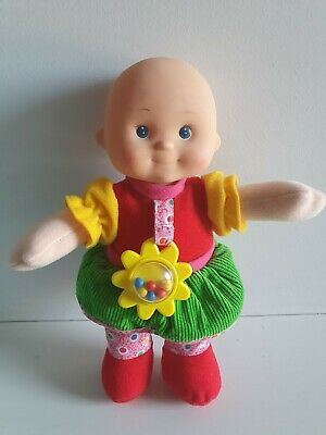 Cititoy 2006 Doll Rattle Toy