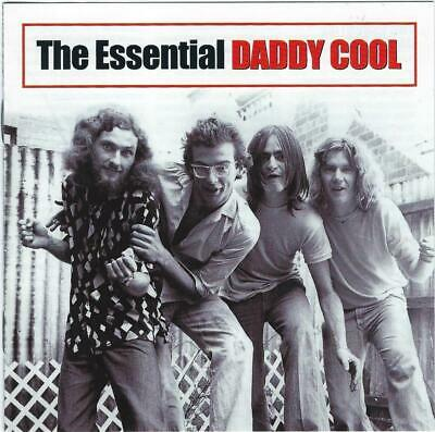 DADDY COOL The Essential Daddy Cool 2CD LIKE NEW - Greatest Hits