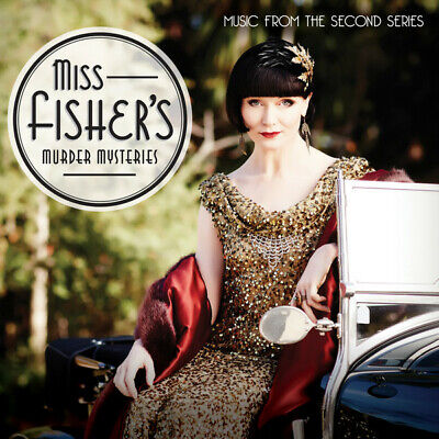 Miss Fisher's Murder Mysteries - Music From The Second Series - Digipack CD