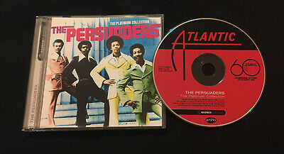 The Persuaders Cd Atlantic Remaster Series Best Of The Platinum Collection