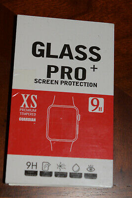 Apple Watch Series 4, 44mm, 3 PACK!!! Screen Protectors!! NEW Glass Pro+