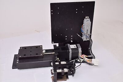 Applied Motion Products HT23-397, Servo Motor, Linear Stage Assembly, Micrometer