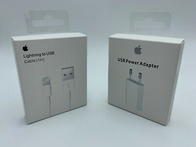 Cargador Y Cable Datos Para Todos Los Iphone 4 5S 5C 6 6S 7 Plus X,Xs,Original