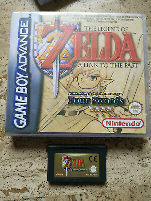 Legend Of Zelda A Link To The Past Nintendo Game Boy Advance Gameboy Boite DS