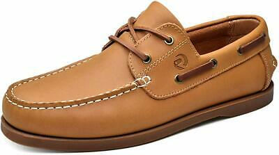 MENS CASUAL ALDEN Handsewn Moccasin Shoes Size 9 EE 815 Tan