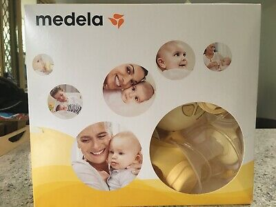 Medela Swing Maxi Electric Double Breastpump - used and sterilised $115.