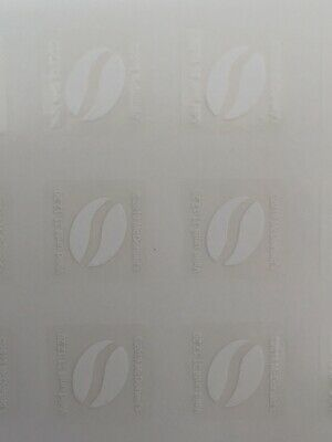 Mcdonalds coffee vouchers 600 stickers (115 Cups) . Ultraviolet . Exp 2020