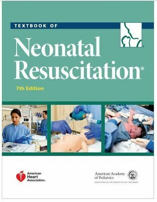 Nrp: Textbook of Neonatal Resuscitation by Gary M. Weiner (2016, Paperback,...