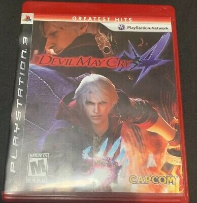 Devil May Cry 4 Playstation 3 PS3 Game ⚫BLACK FRIDAY SPECIAL ⚫