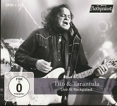 Tito & Tarantula - Live At Rockpalast (2-CD & 2-DVD) - Beat Revival/Garage/Sw...