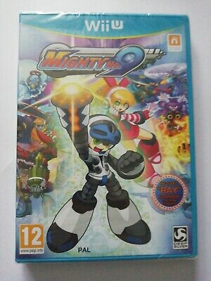 Mighty No 9 - Nintendo Wii U - New and Factory Sealed PEGI UK product