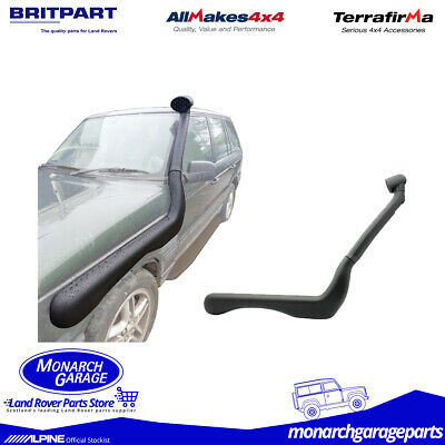 TF159 Range Rover P38 Raised Air Intake Snorkel Kit from Terrafirma 1994 - 2001