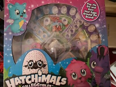 Hatchimals Colleggtibles Pop-up Game Race to The Nest
