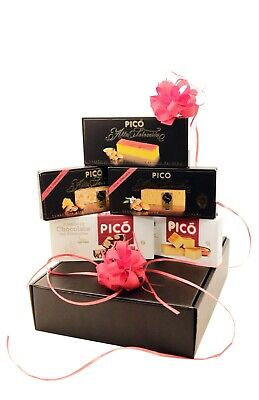 Christmas Hamper Sweet Gift Set Authentic Spanish Turron FREE NEXT DAY DELIVERY