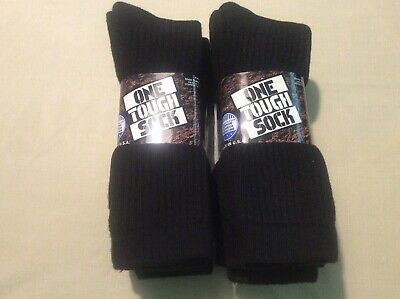 Heavy Weight Work Boot Crew Sock - Made For Snap-On Tools - 6 Pairs