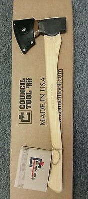Council Tool Wood Craft Camp Carver 16 inch w// MaskAuthorized Dealer