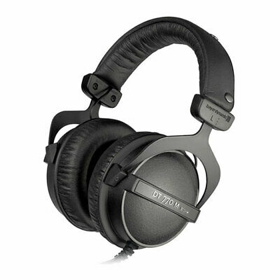 Beyerdynamic DT770 M 80 Ohm Closed-back Over-ear Headphones, 5 - 35000 Hz, Sprin