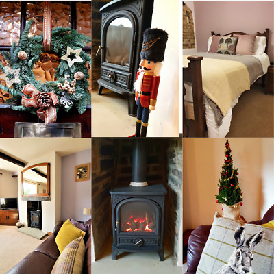 4 night break Mon 2nd to Fri 6th Dec *£180* cottage for 4 Holmfirth Yorkshire