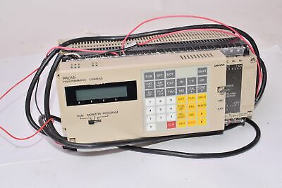 Omron PRO15 Programming Console W/ Power Cable Included