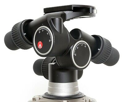Manfrotto 405 Professional Geared Head. Immaculate. Boxed