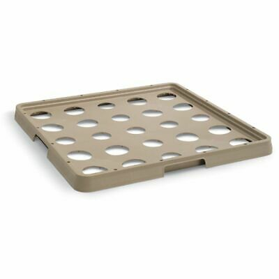 Traex TRICE25 Full Size 25-Compartment Ice Filler Tray Rack