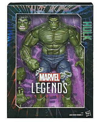 "Marvel Legends Series HULK 14.5"" Avengers 30 Points of Articulation C1880 Hasbro"