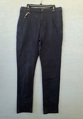 ZARA Kids Collection Boys Skinny Fit Blue Pants Jeans Size 13/14