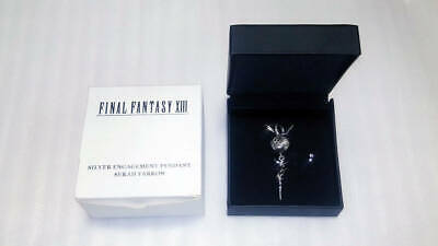 SQUARE ENIX FINAL FANTASY XIII 13 Engage pendant Serah Necklace From Japan