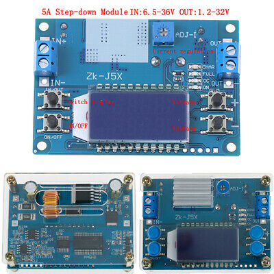 5A DC-DC Boost Step-Up//Down Constant Voltage Current Power Supply Modul ZPHWC