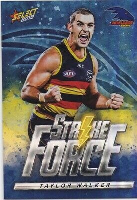 2019 Footy Stars Strike Force Choose Your Card