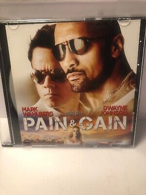 Pain  Gain (DVD, 2013, Mark Wahlberg And Dwayne Johnson)DISC ONLY