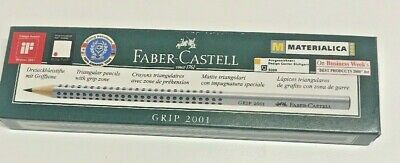 12 pack Faber-Castell GRIP 2001  pencil  Hardness HB Top Quality Best Price !!!!