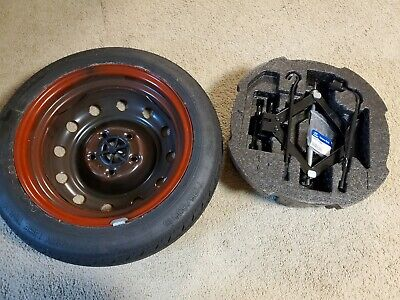 """Spare Tire Kit WITH 15"""" TIRE for Hyundai Elantra (fits 2011-2016)"""