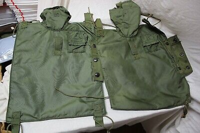 US Military Issue 5 Quart Collapsible Canteen Set with a Extra Carrier