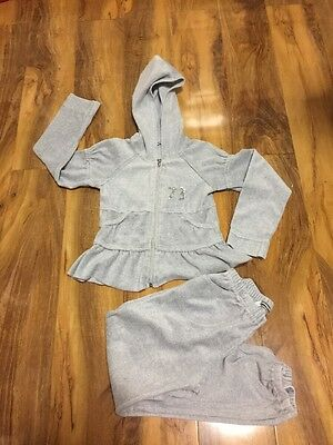 Girls Tracksuit Aged 6 Years Old (114-118)