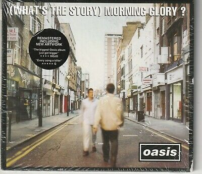 Oasis - What's The Story Morning Glory   CD   Remastered 2014  NEW / SEALED
