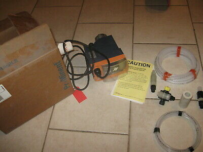 NEW ProMinent GALA Solenoid Metering Pump w/ extras! GALA1601NPE9B0UD012100 LMI