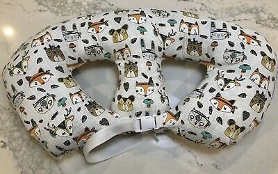 Twin Feeding Pillow - Many Fabric Choices!