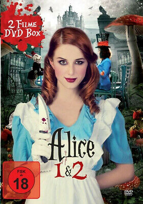 ALICE 1 & 2 - The Darkest Hour & The Darker Side of the Mirror