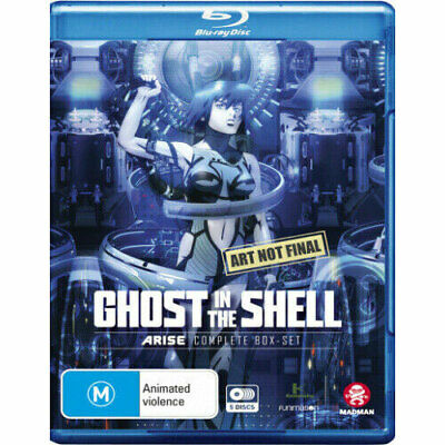 Ghost in the Shell Arise Complete (Blu-Ray) BLU-RAY NEW